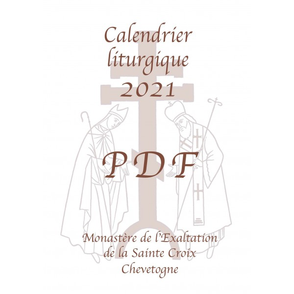 Calendrier Liturgique 2022 Pdf Calendrier liturgique 2021 PDF