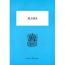 MENEE DE MARS (Les Ménées tome 3)