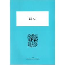 MENEE DE MAI (Les Ménées tome 5)
