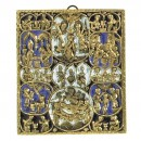 Nr. 9 – Les mystères du Christ et de la Mère de Dieu (10,5 x 9 cm)