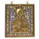 Nr. 12b - Christ Pantocrator (14 x 12,5 cm)