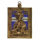 Nr. 16 - Christ Pantocrator (11 x 8 cm)