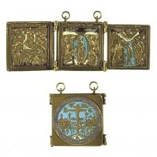 Nr. 21 – Triptyque de la Résurrection (5 x 15 cm)