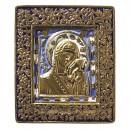 Nr. 22 – Notre-Dame de Kazan (11 x 9,5 cm)