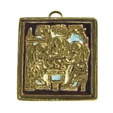 Nr. 23 – La sainte Trinité (5 x 5 cm)