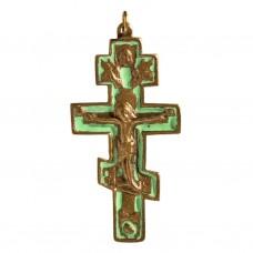 Nr. 25 – Croix pectorale (8 x 4 cm)