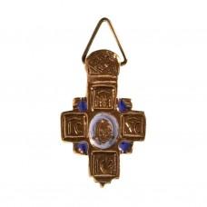 Nr. 28 – Petite croix grecque (4,5 x 3 cm)