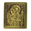 Nr. 46 – Le Christ, Ange du Silence bienheureux (6 x 7 cm)