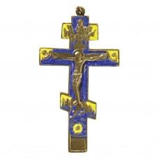 Nr. 47 – Croix pectorale (12 x 6,5 cm)