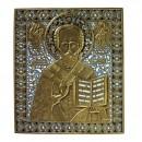 Nr. 48 – Grande icône de Saint Nicolas (28 x 24 cm)