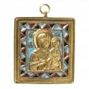 Nr. 52 – Notre-Dame de Smolensk (6,5 x 5,5 cm)