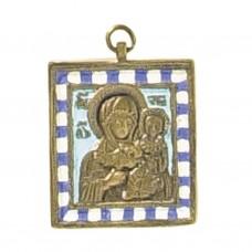 Nr. 53 – Notre-Dame de Smolensk (5,5 x 4,5 cm)