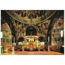 24. Église byzantine. Vue générale de la nef