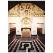 37. Église latine. Le narthex
