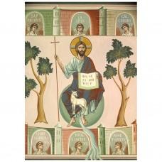 38. Église latine, narthex