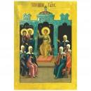125. Le Christ à douze ans enseignant dans le Temple
