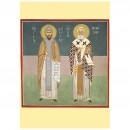142. Saints Cyrille et Méthode